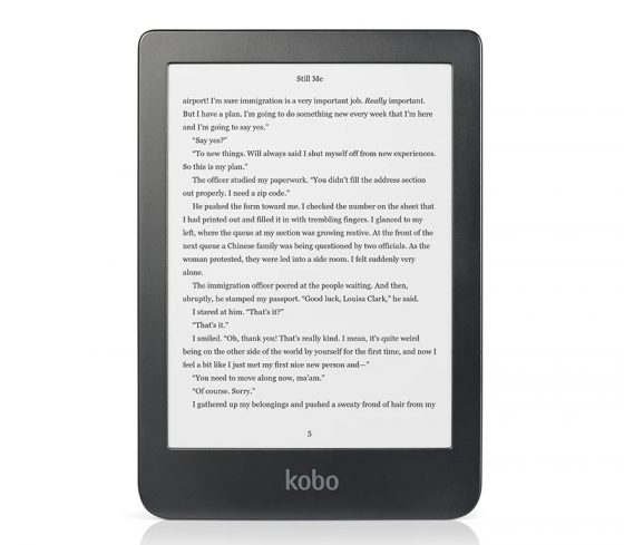 Kobo Clara HD Refurbished