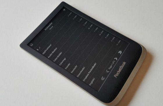 Pocketbook Koreader