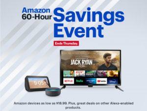 Best Buy Amazon Device Deals