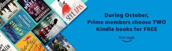 Kindle Books Free Prime
