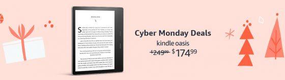 Cyber Monday Kindle Deals