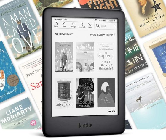 Kindle Sale Woot