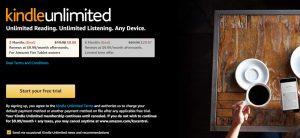 Kindle Unlimited Deals