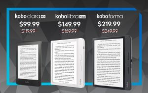 Kobo Black Friday Sale