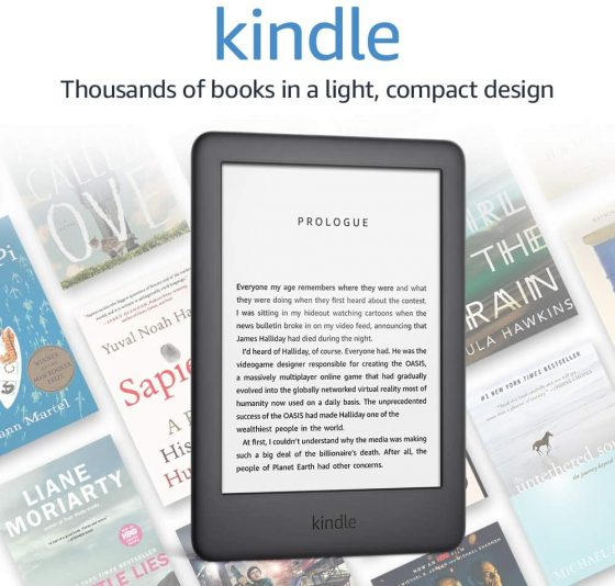 Kindle Advantages