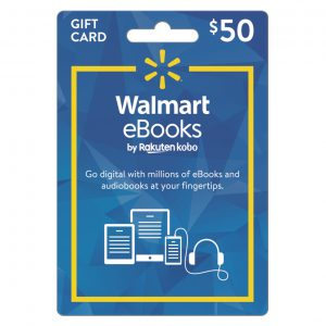 Walmart ebook gift card sale