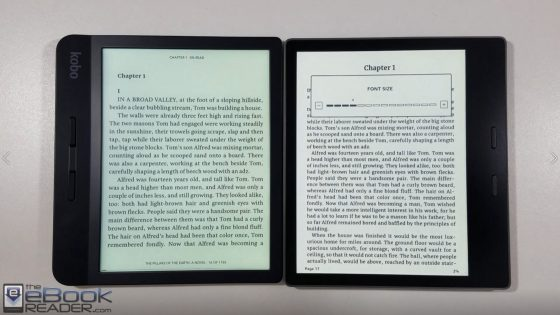 Kindle-Oasis-vs-Kobo-Libra