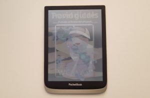 E Ink eReader Flash