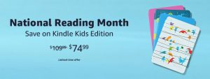 Kids Kindle Sale