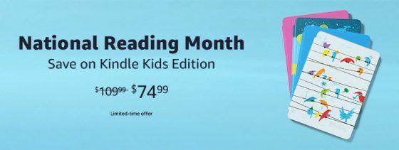 Kids Kindle Sale