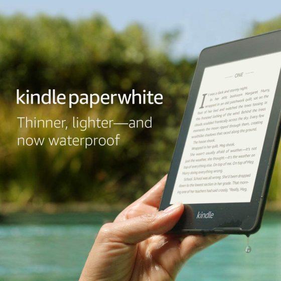 Kindle Paperwhite Reviews