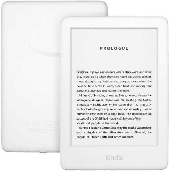 Kindle white
