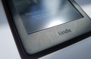 Kindle Scratches