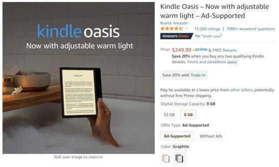 2 Kindles
