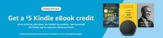 Kindle Credit