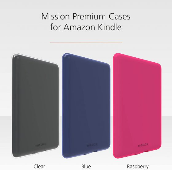 Mission Cases for Amazon Kindle