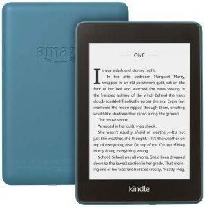 Kindle Paperwhite Blue